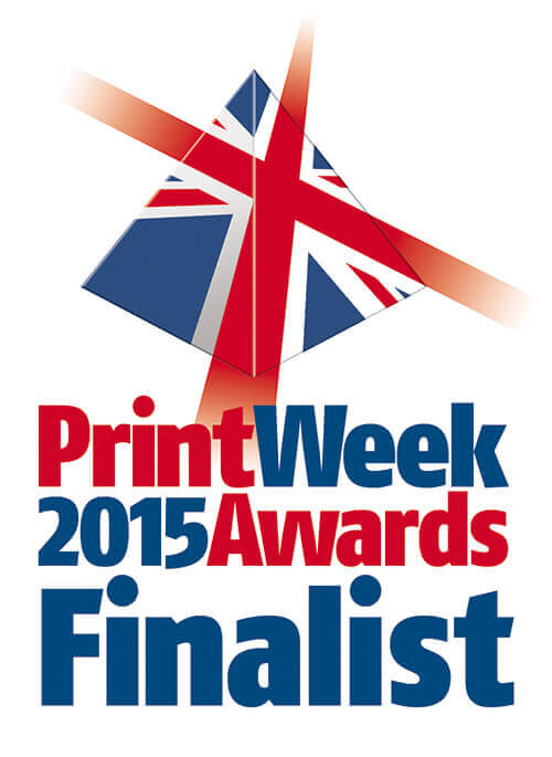 Bonacia - Bonacia Ltd Reaches Printweek Awards Final!