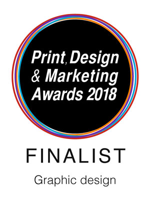 Bonacia - The Print, Design & Marketing Awards 2018 Finalist