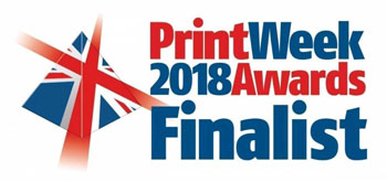 Bonacia - PrintWeek Awards 2018 Finalist