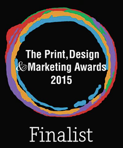 The Print, Design & Marketing Awards Nomination