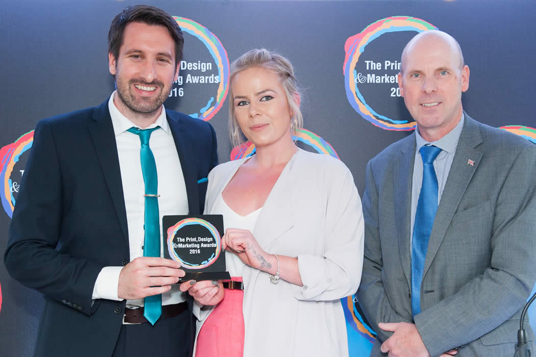 Success at the Print, Design and Marketing Awards