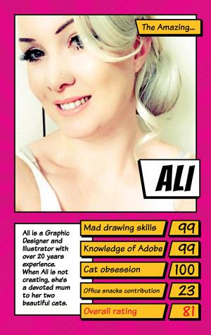 Book Printing UK Ali