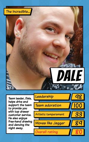 Book Printing UK Dale