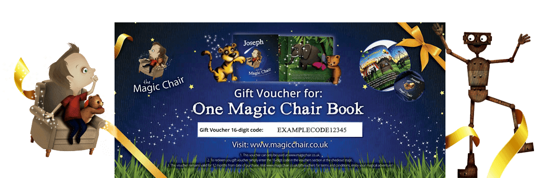 The Magic Chair Personalised Books
