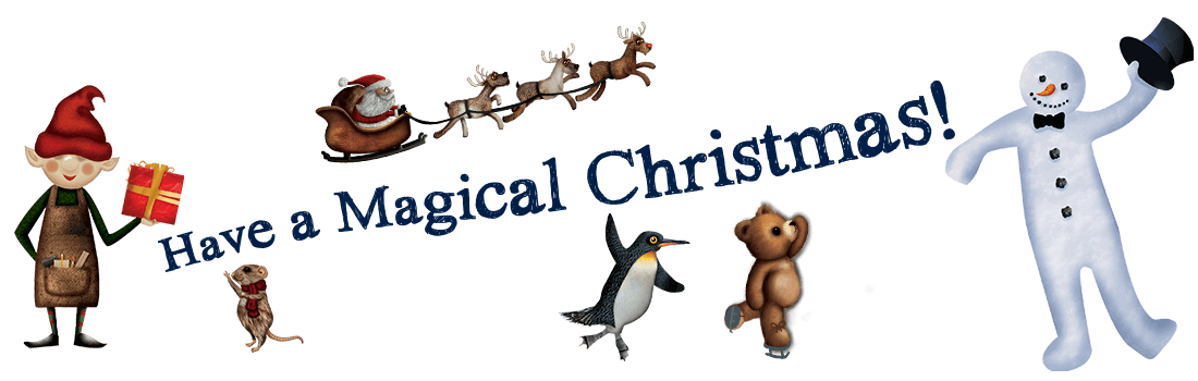 The Magic Chair Christmas Personalised Books