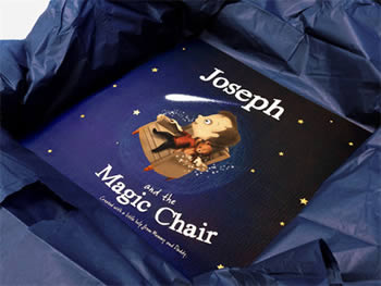 The Magic Chair Book Unwrapped