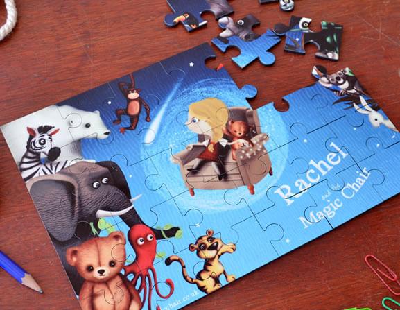 Personlaised Puzzles