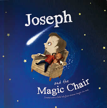 Original Magic Chair Book