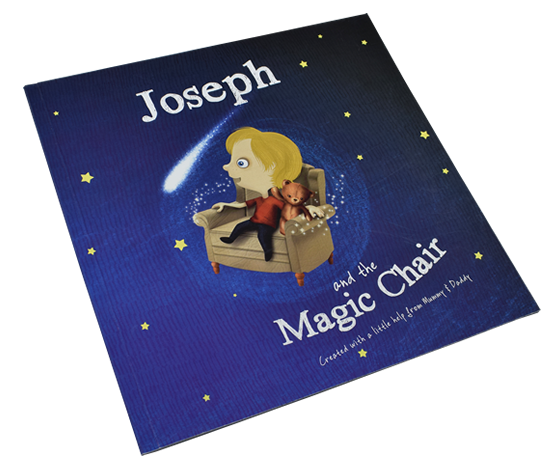 The magic Chair Original Book