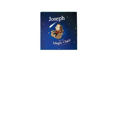 Choose between 3 magical editions of this personalised story book.