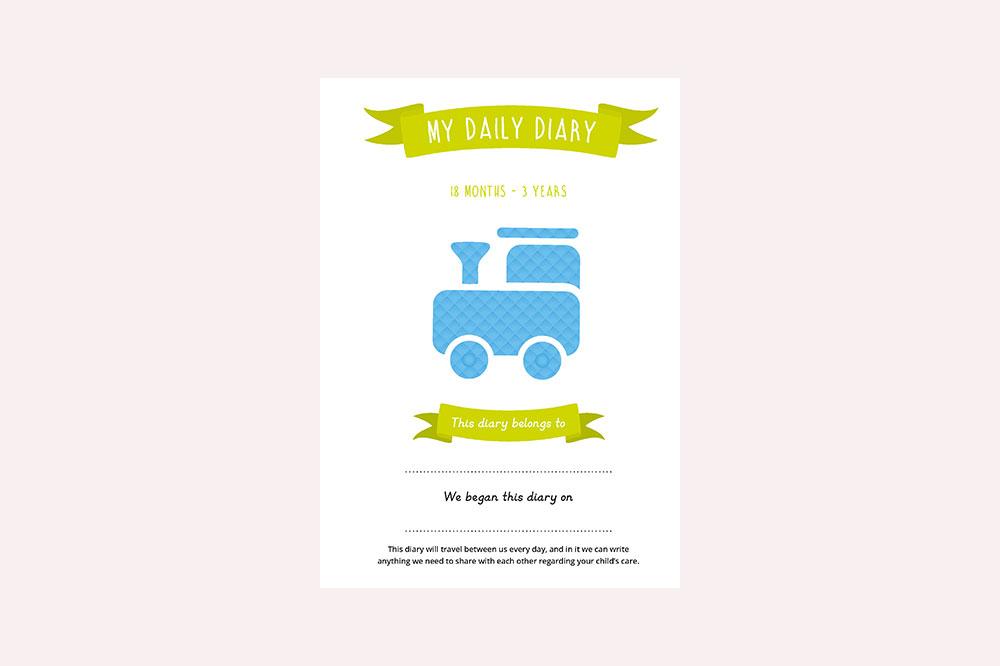 Toddler Communication Diary (Parent/Carer)