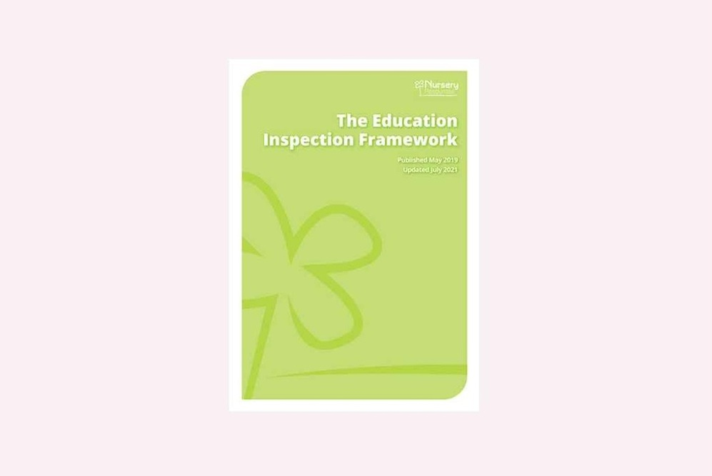 The Education Inspection Framework - Updated July 2021
