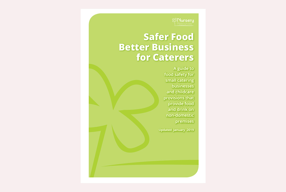 Safer Food, Better Business for Caterers