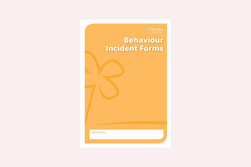Behaviour Incident Forms