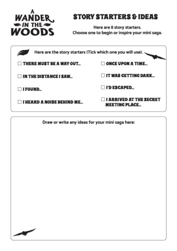 Pupil Worksheet