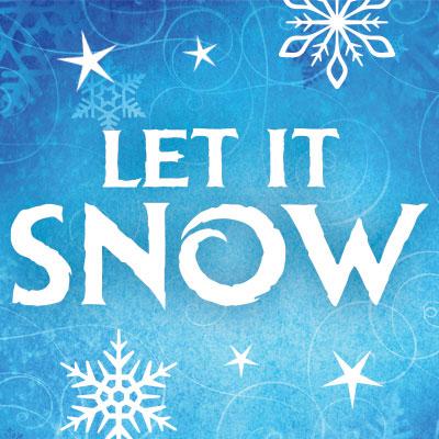 Let It Snow! Icon
