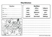 Fairy Entry Forms