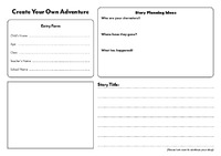 Blank Entry Forms