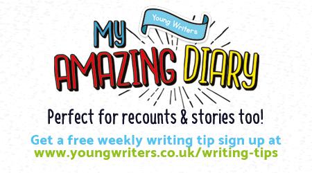 My Amazing Diary Graphic