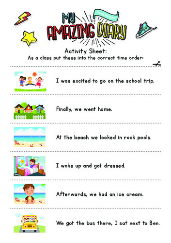 Sequencing Activity Thumbnail