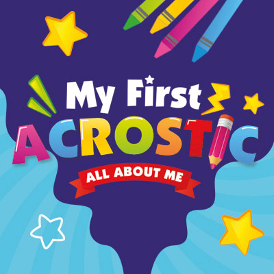 My First Acrostic - All About Me Icon