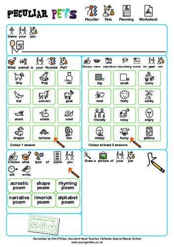 SEND Worksheet Thumbnail