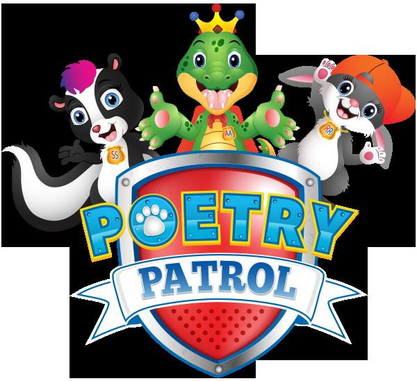 Poetry Patrol Logo