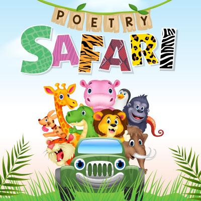 Poetry Safari 2021 Icon