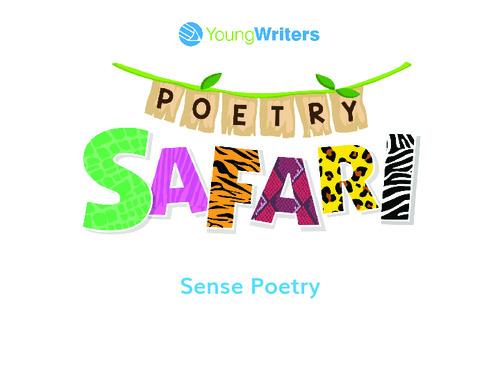 Sense Poem PDF Presentation Thumbnail