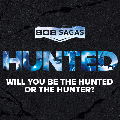 SOS Hunted Icon