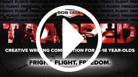 SOS Sagas: Trapped Video
