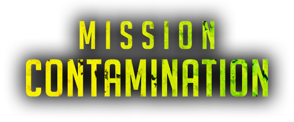 Survival Sagas: Mission Contamination Logo