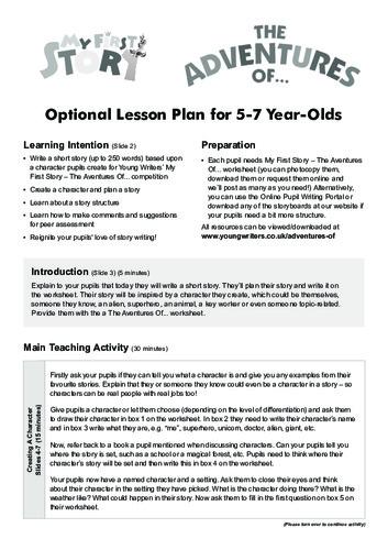 Lesson Plan Thumbnail