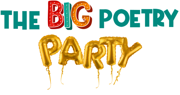 The Big Poetry Party! Logo