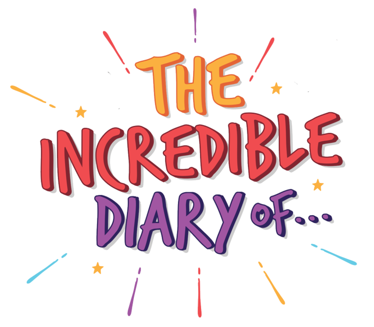 The Incredible Diary Logo