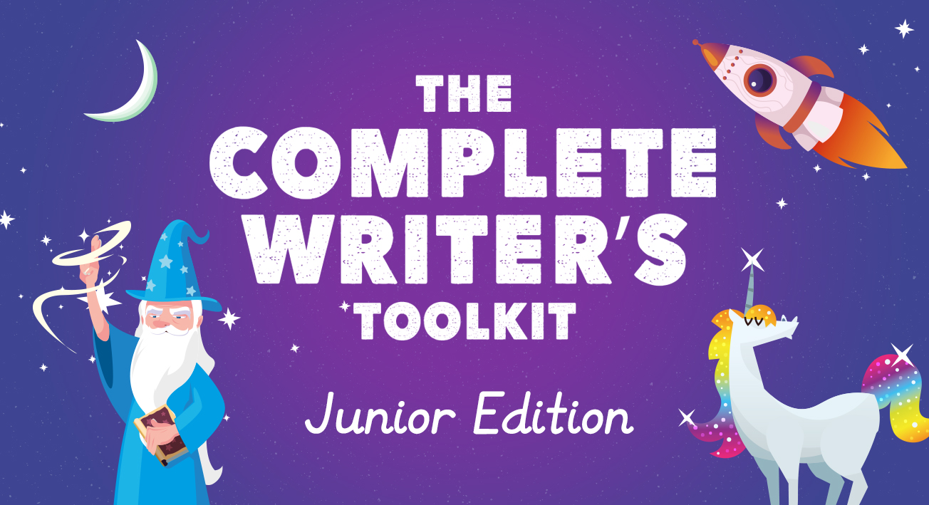 The Complete Writer's Toolkit - Junior Edition Image 1