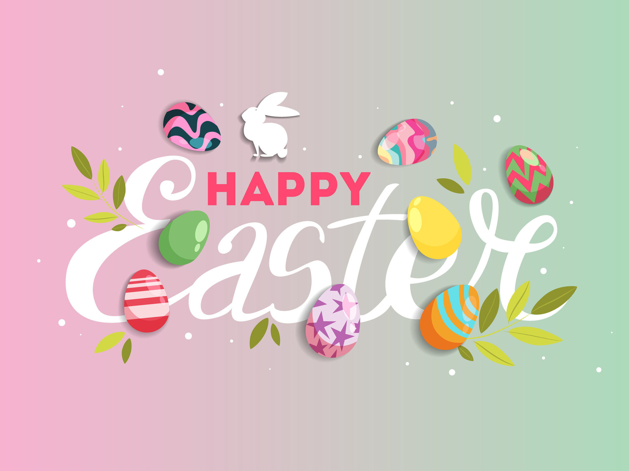 Easter Wordsearch Image 1