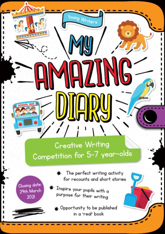My Amazing Diary 2021 Resource