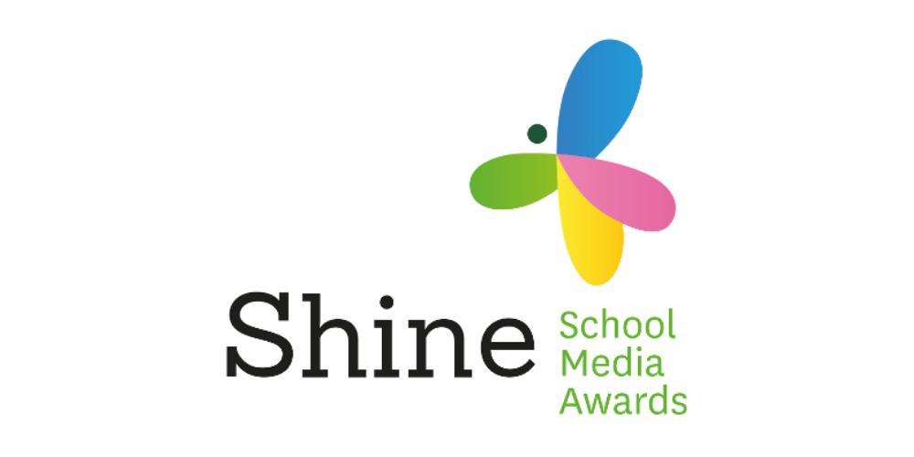 The Shine School Media Awards Header Image