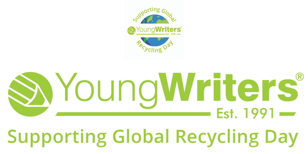 Young Writers celebrates Global Recycling Day Header Image