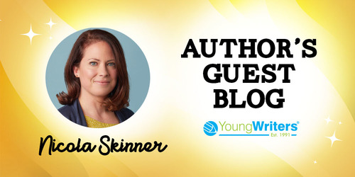 Guest blog with Nicola Skinner Thumbnail