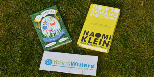 Sustainable reading: How you can change the world with books Thumbnail