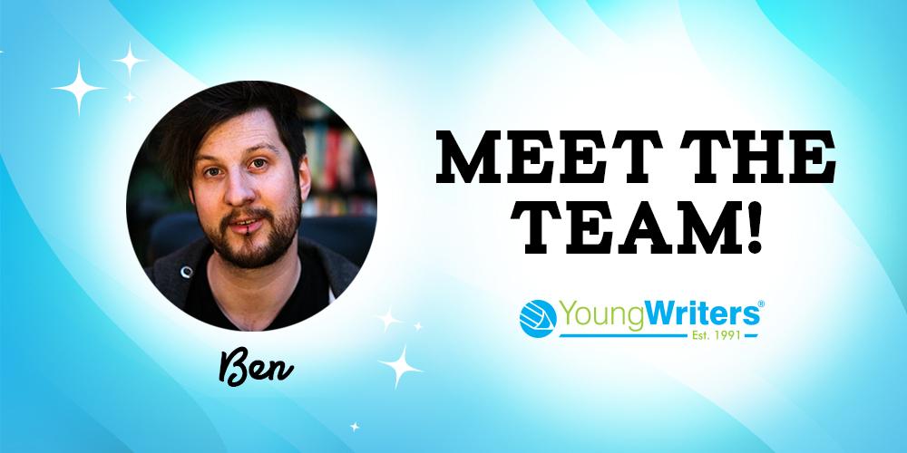 Meet the team- Ben Reeves  Header Image