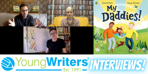 My Daddies! An interview with Gareth Peter and Garry Parsons Thumbnail