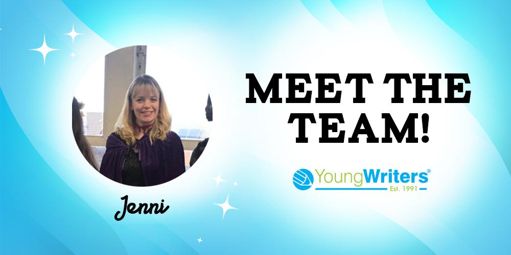 Meet the team- Jenni Harrison Header Image