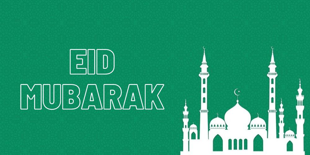 Happy Eid! Header Image