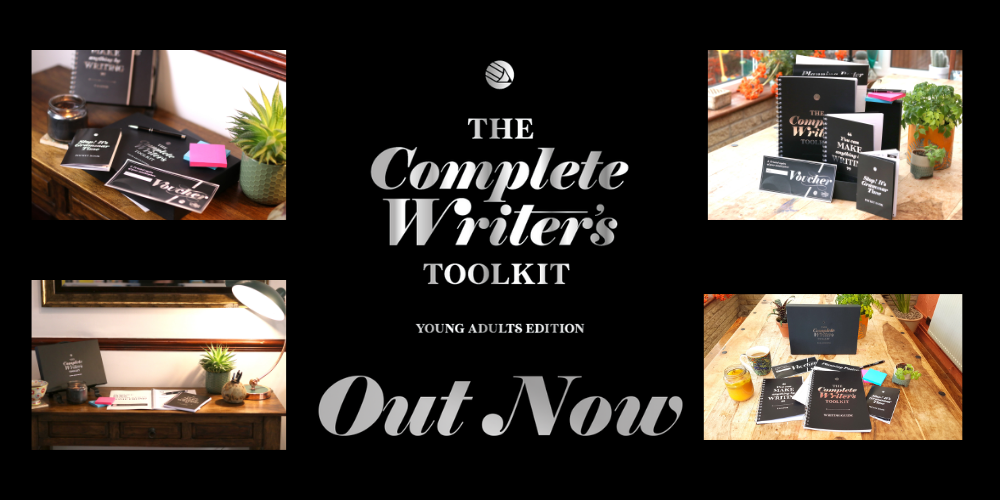 Complete Writer's Toolkit – Young Adults Edition out now Header Image