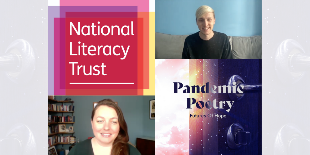 National Literacy Trust interview – Pandemic Poetry and its benefits Header Image