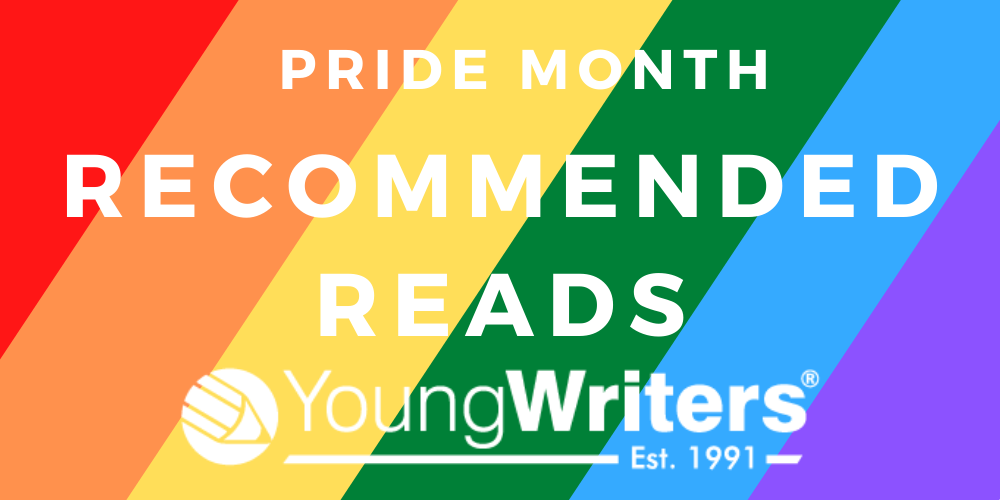 Its Pride Month! Check out our amazing recommended reads to celebrate the occasion Header Image