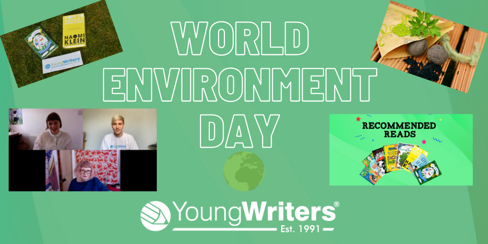 World Environment Day: Fun environmental activity, green recommended reads and special author interview Header Image